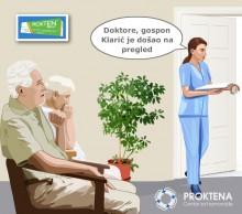 Primanje pacijenta - ispravan pristup