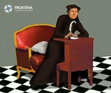 Martin Luther - hemoroidi
