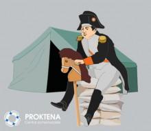 Napoleon Bonaparte - hemoroidi